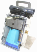 Auto Pump-Out for Truck Mount carpet cleaning machineImagine being able to offer your customers