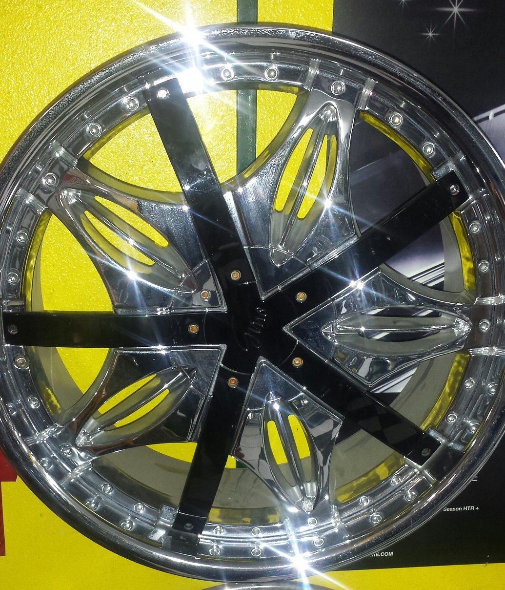22 Special on wheels Brand Gino 582 22x95 bolt pattern 6x139 TWO LOCATIONS Business websit