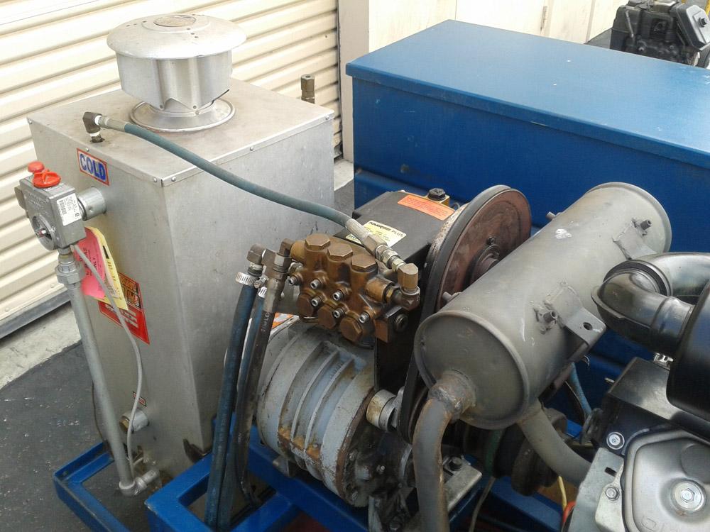 Steam Genie Truck Mount For Sale Anaheim Ca Recycler Com