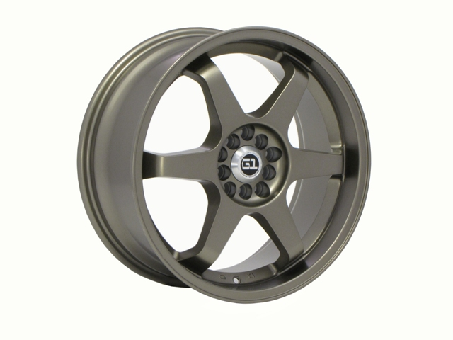 18 wheels from G1 gun metal for any type of car with tires available in other colors come and see o