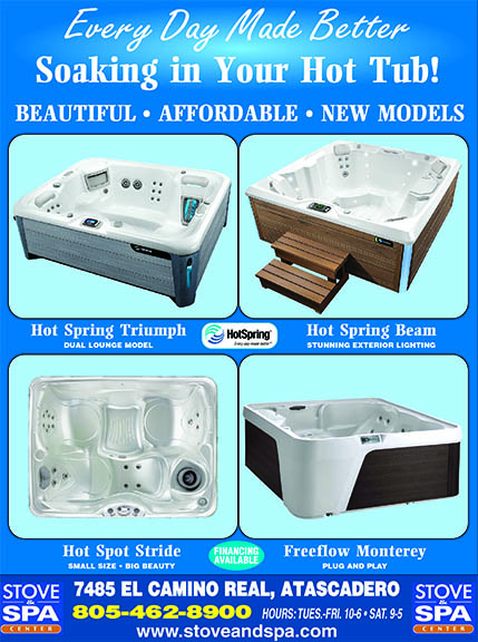Stove  Spa Center Begin every day with your wellness in mind 48 month no interest financing on al