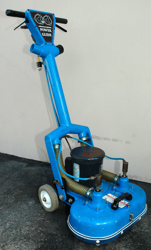 ProChem Power Carpet Glider