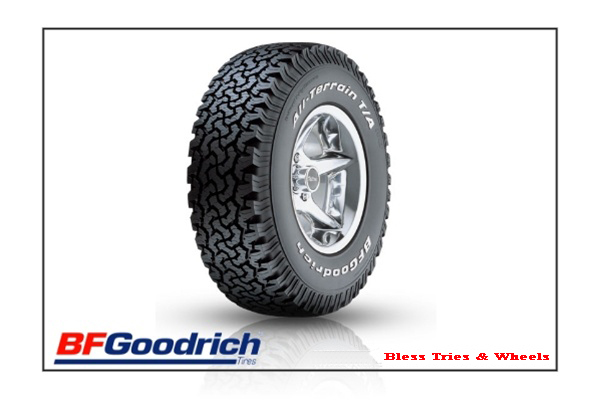 New BF Goodrich 285-70 R17 Radial All Terrain TA  KO TireFor the weekday commuter and weeken