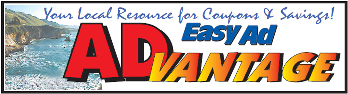Place your Full Color Display Ad in the Easy Ad ADVantage Magazine  Distributed to the residences o