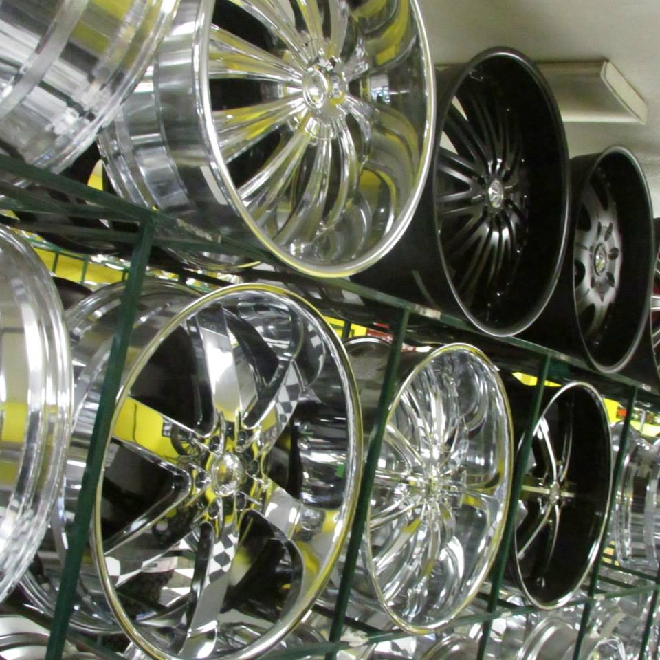 22 Wheel packages starting at 115000 call for more details Price does not include installati