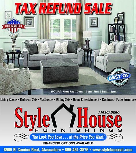 Stylehouse Furnishings- The look you love at the price you want Voted 2018 Best Of North County  C