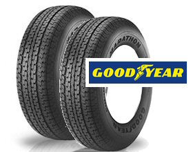 New Goodyear 255-75 R17 Radial TireSince We Sell So Many Tires Each Week Please Call Us To Che
