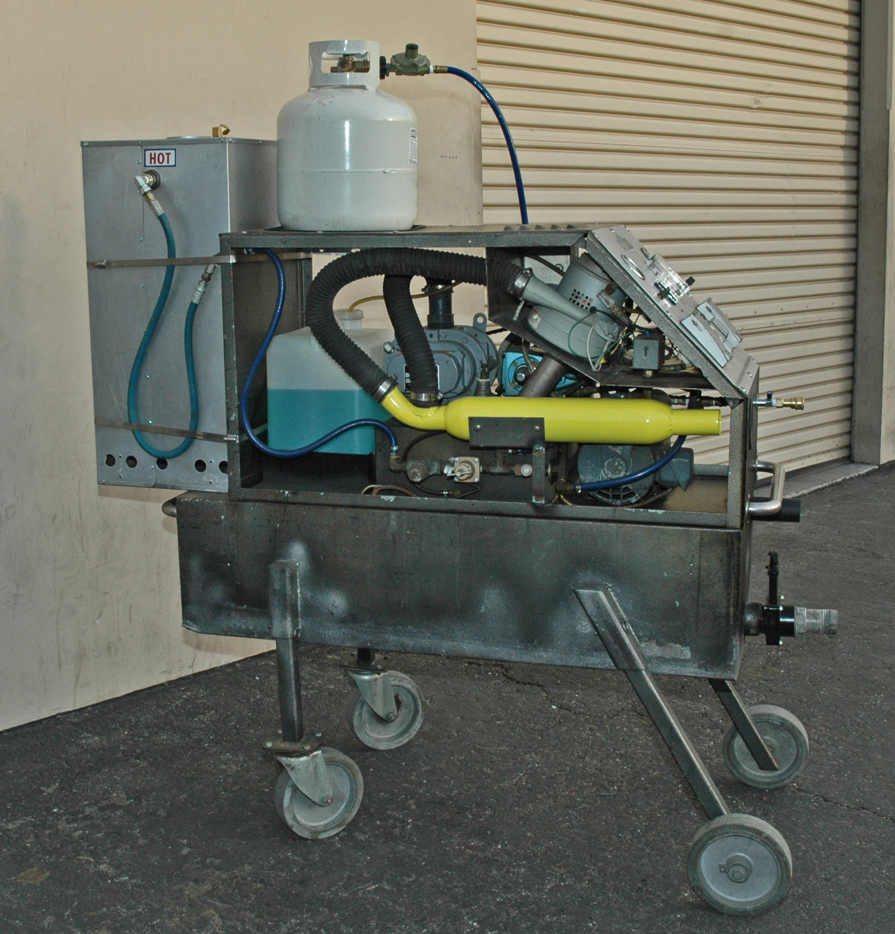 Truck Mount Carpet Cleaning Machines Houston Review Home Co