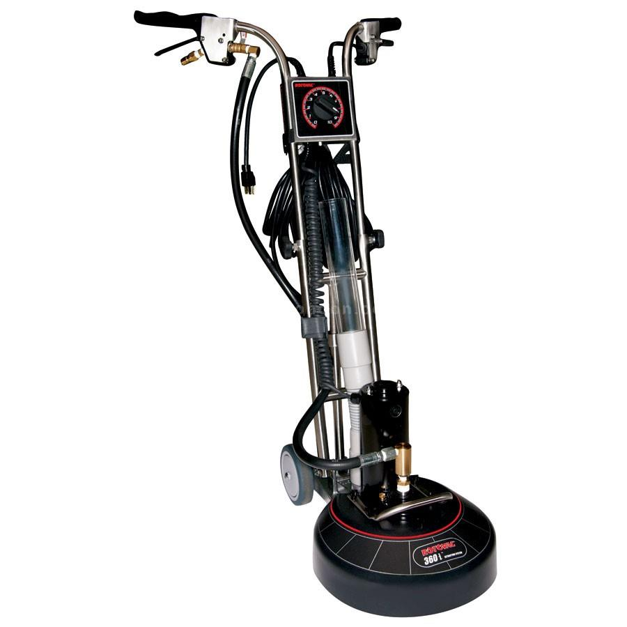 Rotovac 360i Rotary Carpet Cleaning MachineCleans better with less effort and leaves carpet drie
