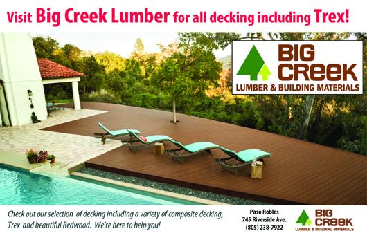 Big Creek Lumber - Your full line building materials dealer Lumber Redwood Building Materials De