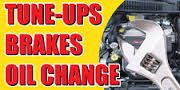 TUNE UPS SPECIAL STARTING AT 18000 MOST CARS TWO LOCATIONS Business website wwwblesswheel