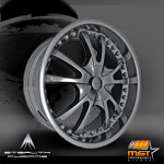 22 MST Wheels  Tire Package  Special Low Price  Its Our Newest Style From MST Wheels  Availabl