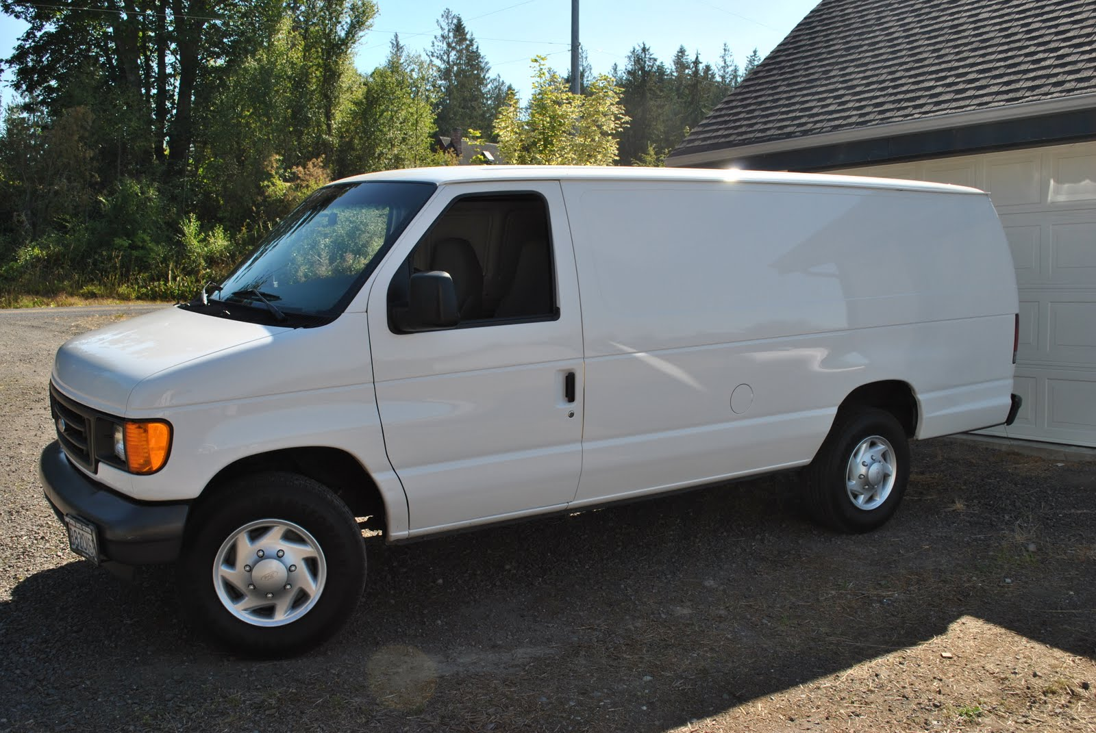 2007 Ford Van in good shape 60K mi  Prodigy BIO PackageThis wont last Prodigies are coveted use