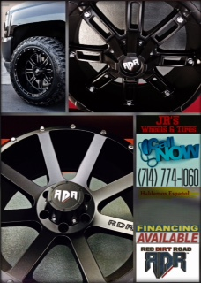 RED DIRT ROAD WHEELSLooking for the best deals in custom wheel packages youve come to the righ