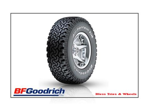 New BF Goodrich 315-70 R17 Radial All Terrain TA  KO TireFor the weekday commuter and weeken