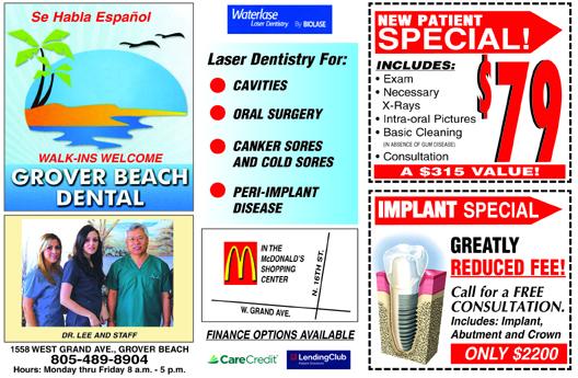 GROVER BEACH DENTAL