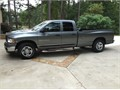 2005 Dodge Ram 2500 SLT Quad Cab 2WD Diesel 4dr Long Bed Dark Gray AT Bed liner and Cover N