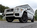 2014 Mercedes-Benz G63 AMGPolar White with designo white interior34813 Miles-Loaded-S