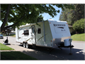 Well Maintained 2011 29ft Rockwood Ultra Lite RV trailer camper Model 2607 This camper has LIKE NE