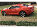2010 Chevrolet Camaro Camaro SS new tires 6 speed MGW shifter Orange with white stripes great c