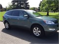 2009 Chevrolet Traverse 101k miles AWD V6 36 Liter Leather interior towing package Air Condit