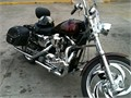 1996 XL Screaming Eagle Sportster upgraded from 883 to 1200 Ruby Slipper Red is color Tribal flam