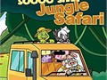 Tucker Turtle and friends go on an adventure to find out what jungle animals do when nobody is watch