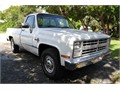 1987 Chevrolet C20 Pick up Truck RWD Scottsdale 454 V8 With Factory AC 86000 Original MilesFor mo