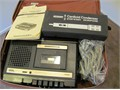 Marantz PMD220 pro casset recorder with ec-3s mic with manual in mint cond 5000 OBO 5000 626-3