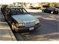 1990 Mercedes-Benz 300TE Used 218000 miles Private Party Wagon Gray Gray Good cond Auto 5 D