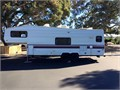 1990 Fleetwood Wilderness fifth wheel travel trailerWell taken care of with- new laminate wood