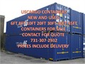 On Sale SHIPPING CONTAINERS NEED TO MOVE FAST ON-TIME  RELIABLE2016 FEATURES INCLUDE LOCK BOX