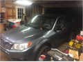 2010 Subaru Forester 25L 5 speed manual trans 135K miles excellent condition no rust power win