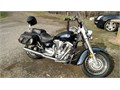 2001 Yamaha Road Star Silverado Mustang Seat Custom Paint lots of chrome and cad design work Leat