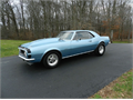 1967 SS Camaro 124 vin V8 car 57211 low mileage rust free car Original Rare DD Code Nantucket Blu