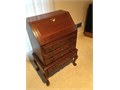 Ladies fold down writing desk  Lots of storage space excellent condition nonsmoking home Almost