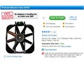 Proform 2600 cfm electric fan   Less than 1 hour usage - perfect shape like new - price is 50 of
