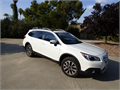 Fully loaded 2017 Subaru Outback 36 Limited with 6 cylinder engine including EyeSight Driver Assist