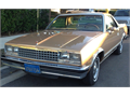 1985 Chevy El Camino - Family owned - Excellent cond - clean title - 43 liter V-6 3 speed auto tra