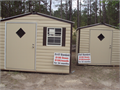 Portable Buildings Wood Or Metal Order Size You Want And Siding Delivery And Installation Included