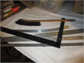 heavy duty metal rulers and drafting table brush 3000 310-645-9708
