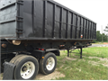 1996 Clement rolloff trailer with 60yd containers  Rebuilt trailer and container  Also have truck