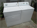 Whirlpool washer  gas dryer excellent working condition 35000 818-568-9788
