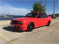 1990 BMW M3 E30    Original Paint  BrilliantRot Repainted HennaRot 1-year ago    Ive owned