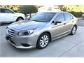 2015 Subaru Legacy Premium Sedan Low miles one owner immaculate and well maintained - no acciden