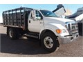 Cat Diesel C7 Allison Automatic 73 K Miles Fontaine All Steel 12 Ft Body Large Platform Power L
