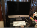 iMAC Apple Desktop Computer  Less than 3 years old  Like new  Have original box  215 inch LED B