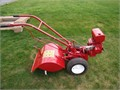 Troy-bilt Horse 1 Rear Tine Rototiller  Excellent Condition Easy Start 6hp Tecumseh Engine All Fl