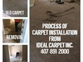 We offer Our Carpet and Pad Materials Installed Professionally in a Quick turnaroundCall for yo