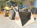2012 Volvo L90G Wheel LoaderEnclosed cab with AC Backup camera 88 general purpose bucket 2